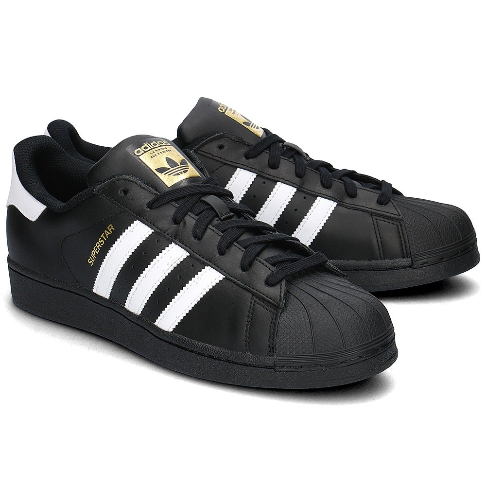 Adidas Superstar Foundation - Sneakersy Męskie - B27140