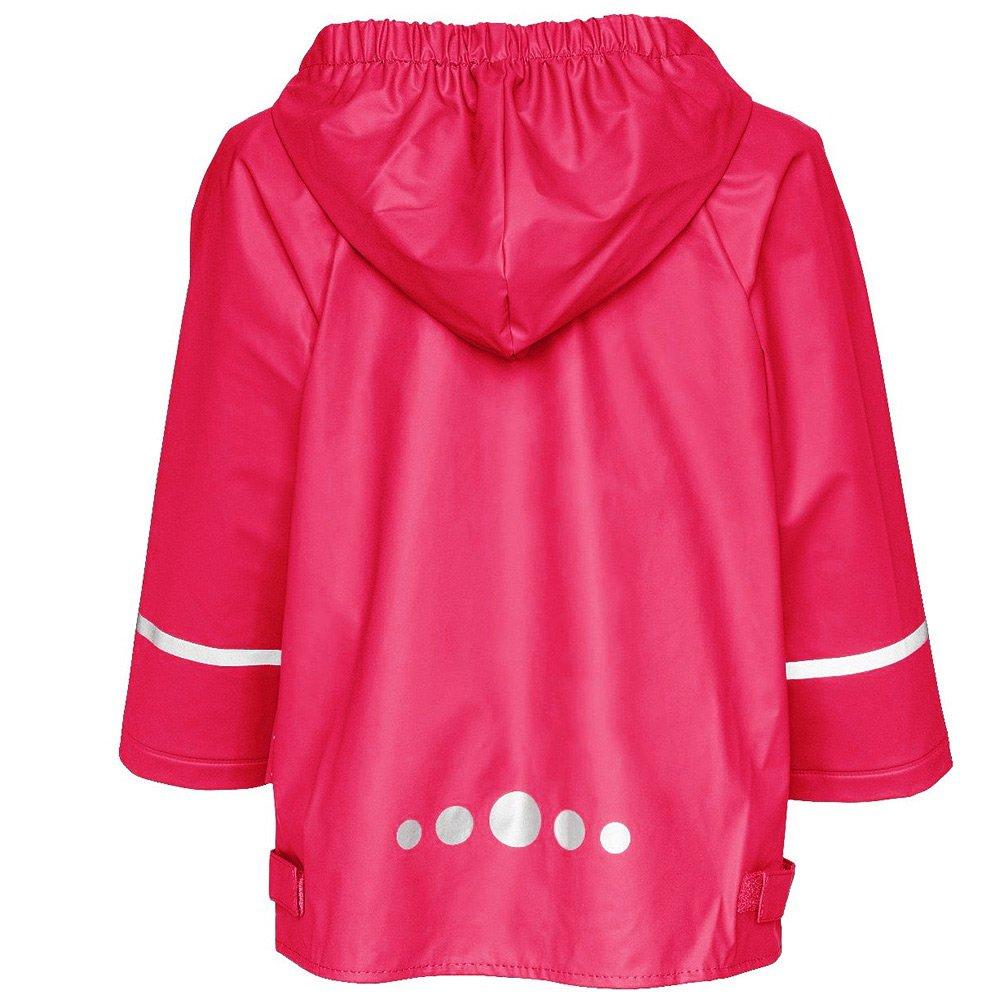 Płaszczyk Playshoes - Czerwony Poliestrowy Płaszczyk Dziecięcy - 408638 8