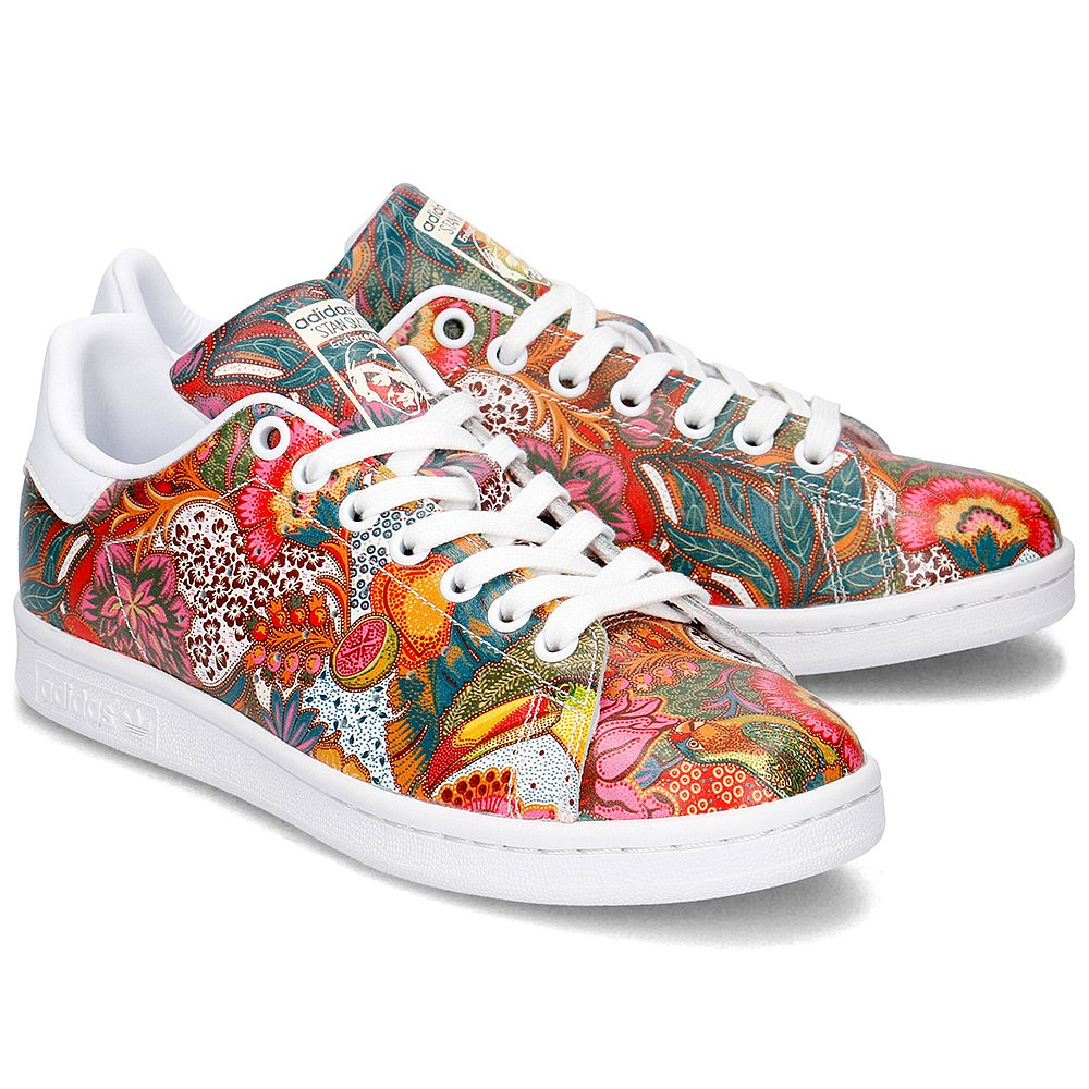 Adidas Stan Smith - Sneakersy Damskie - BA7655