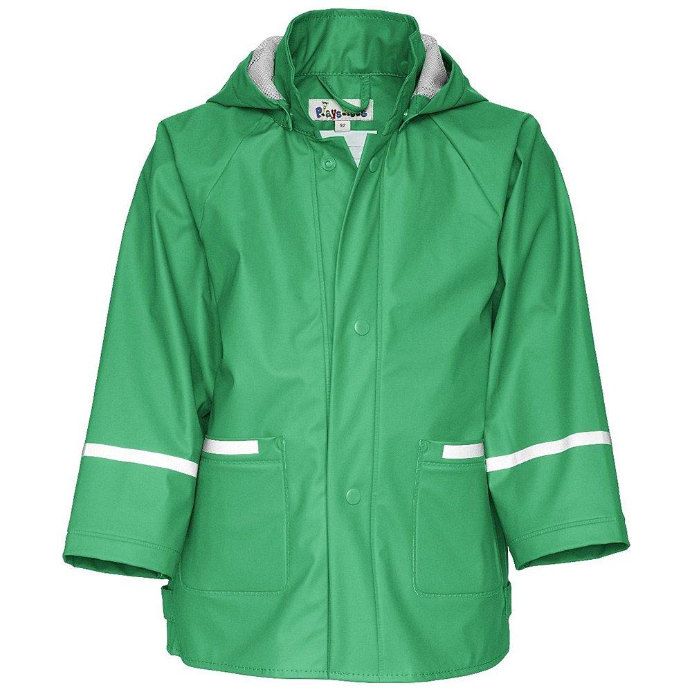Płaszczyk Playshoes - Zielony Poliestrowy Płaszczyk Dziecięcy - 408638 29