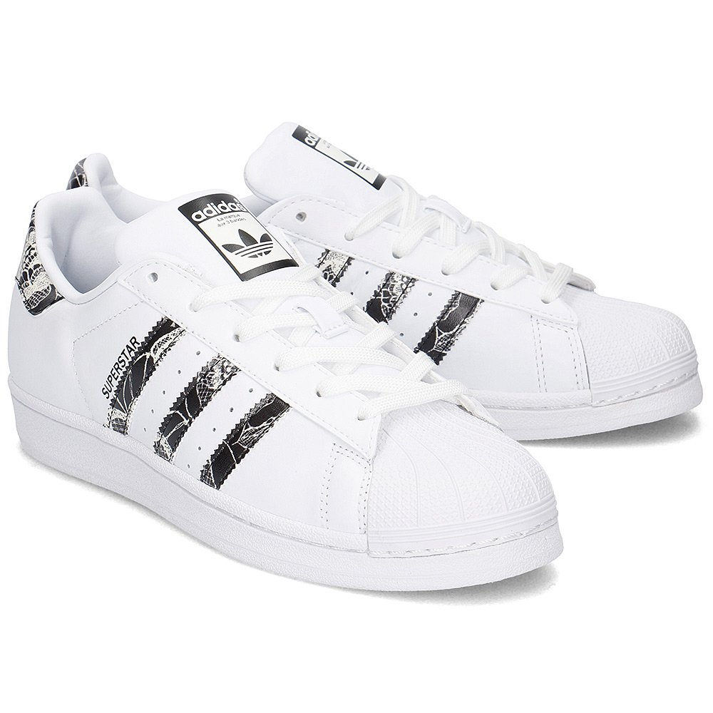 Adidas Superstar - Sneakersy Damskie - BB0531