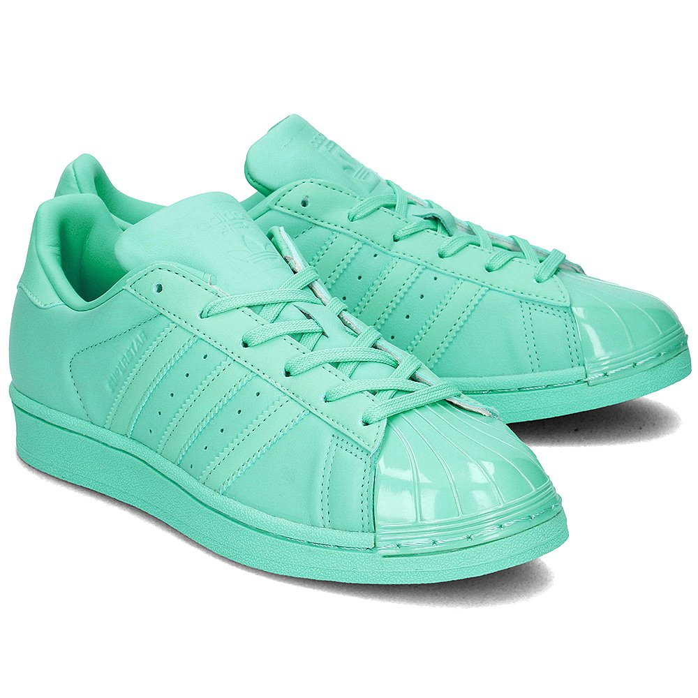 Adidas Superstar Glossy Toe - Sneakersy Damskie - BB0529