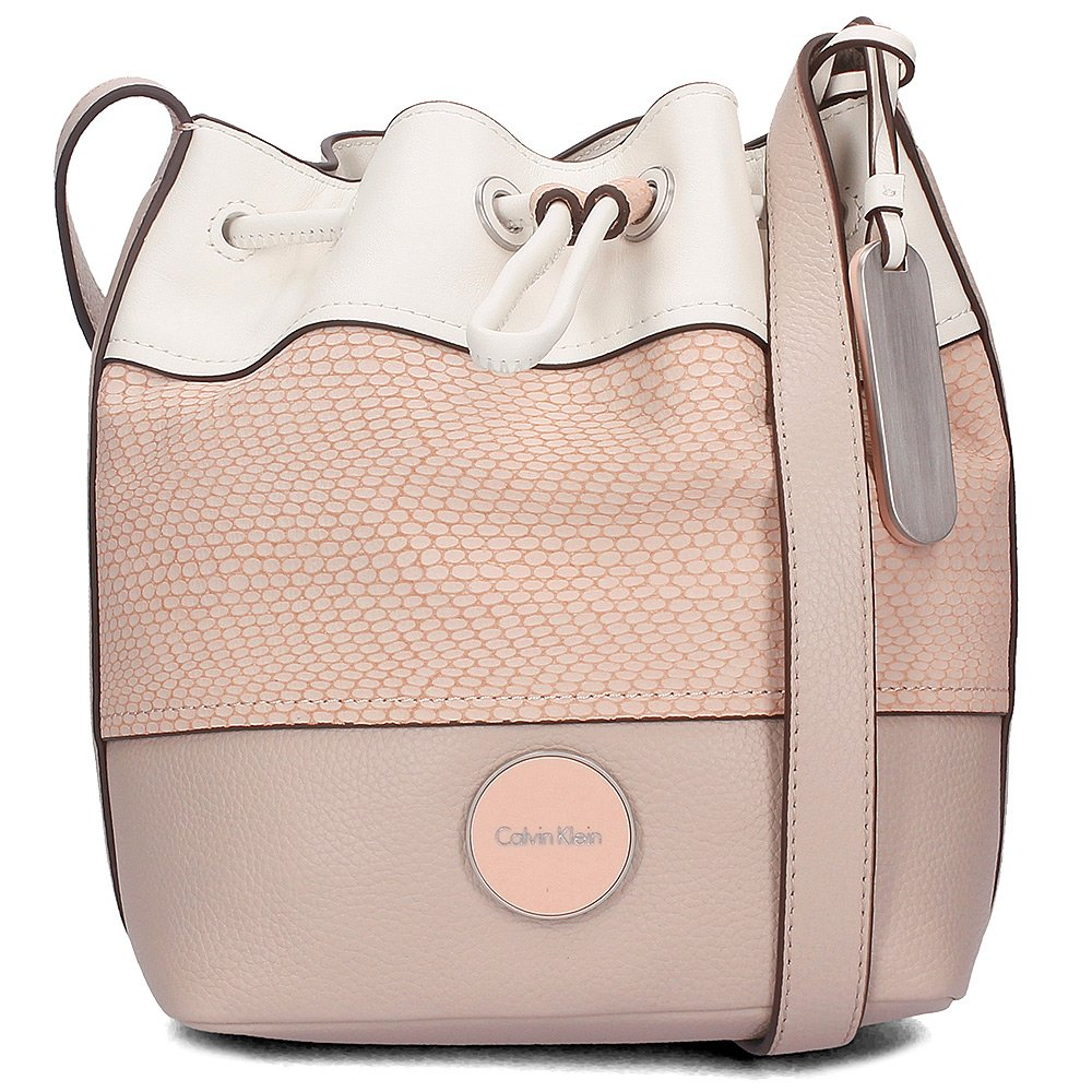 Calvin Klein Sily4 Bucket Bag - Torebka Damska - K60K602459 069