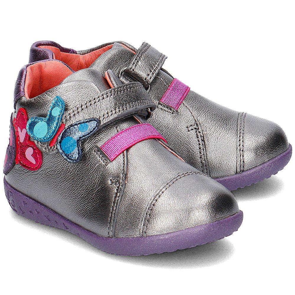 Agatha - Trzewiki Dziecięce - 161904 B-CROMO