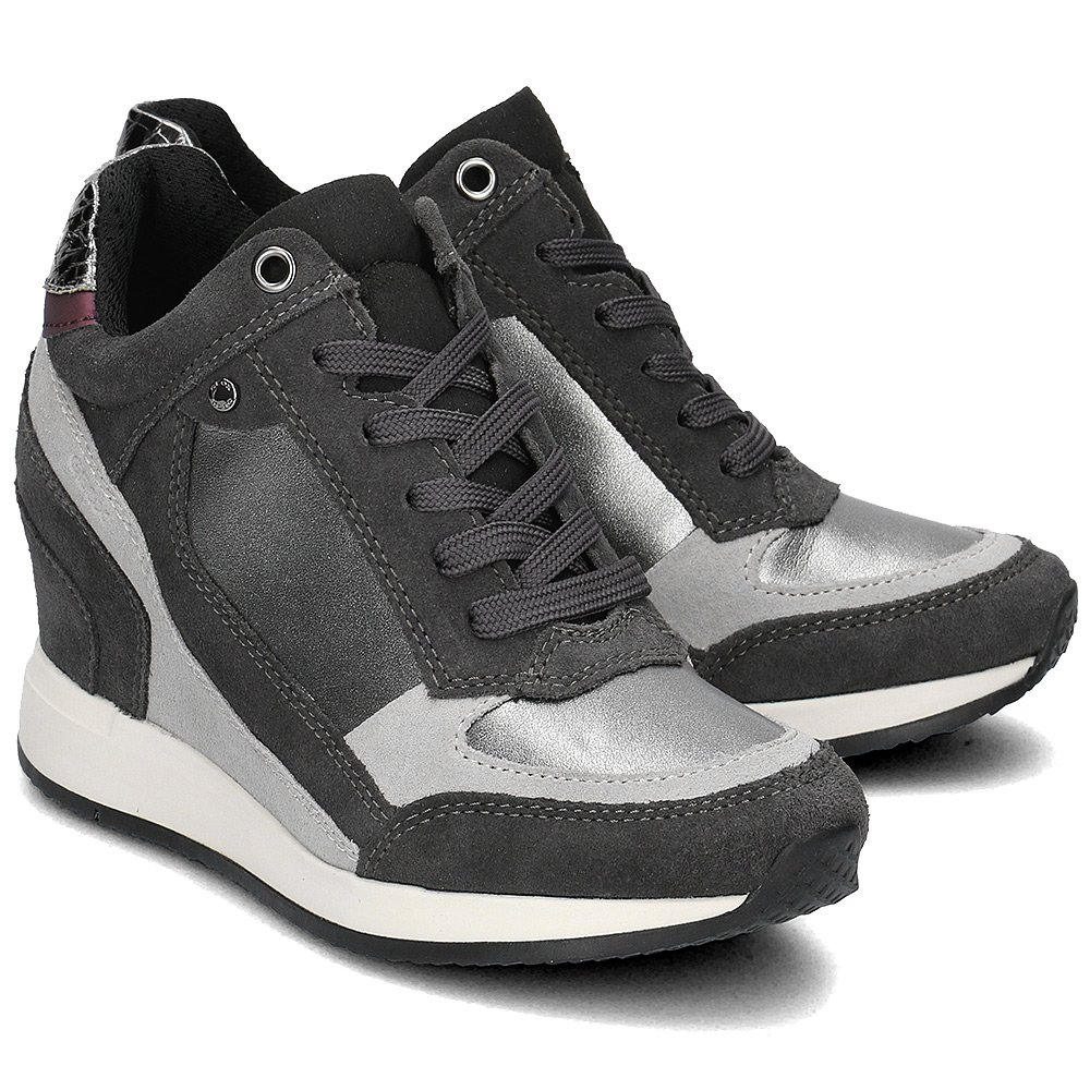 Geox Donna Nydame - High Top Damskie - D540QA 022KY C9A1G